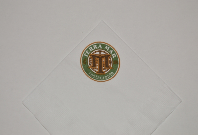 Guardanapo Personalizado para Restaurante Moema - Guardanapos Personalizados para Lanchonete