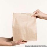 empresa de saco de papel pardo Jardim Morumbi
