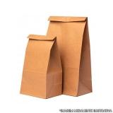 fábrica de saco de papel para lanche Jabaquara
