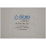 guardanapo para lanchonete e pizzaria valor Bela Vista