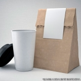 onde comprar saco de papel kraft personalizado Parque do Carmo