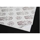 toalha de bandeja personalizada